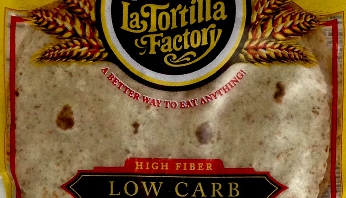 LaTortilla Factory Low Carb Original