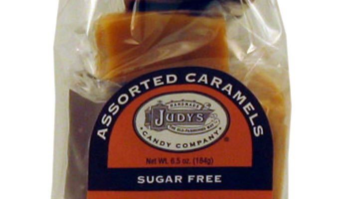 Judy's Candy Co. Assorted Caramels