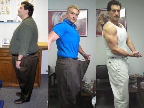 Dr Joe Leonardi, Fat Then Fit Now