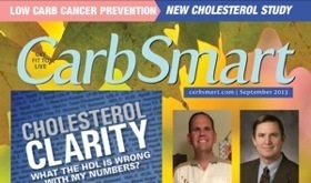CarbSmart Magazine Is Now Available in Apple's iTunes Newsstand