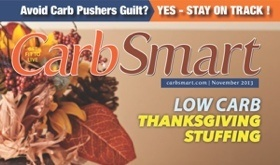 CarbSmart Magazine November 2013 Issue