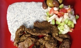 Easy Low Carb Mediterranean and Middle Eastern Cooking: Lamb Shawarma Recipe
