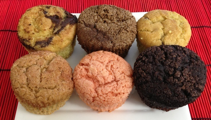 Carb-O-Licious Gluten Free, Low Carb Muffin Review