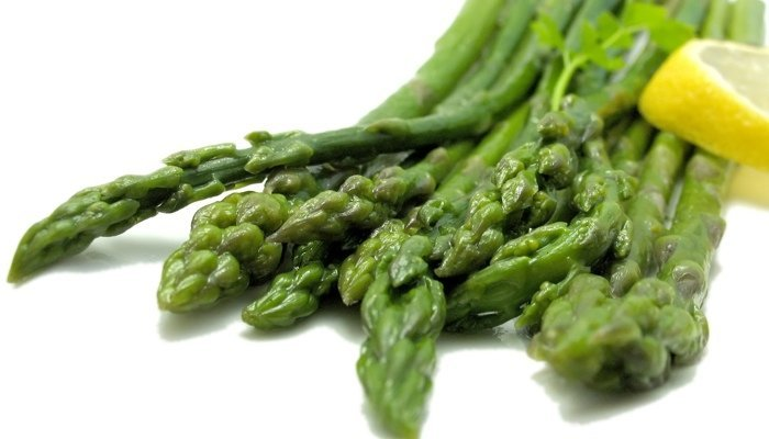 Asparagus In Lemon Butter Low Carb Recipe