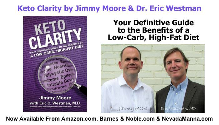 Keto Clarity Now Available