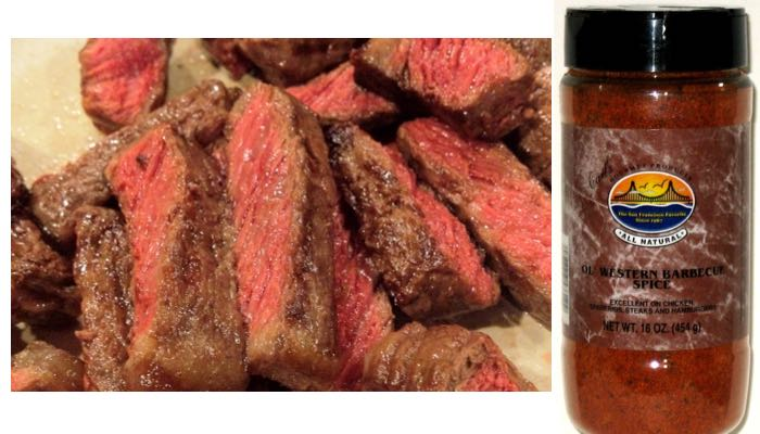 Carl's Gourmet Old Western Seasoning and Meat Rubs 16 oz