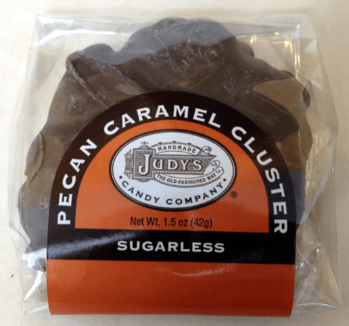 Judy's Candy Co. Pecan Caramel Clusters