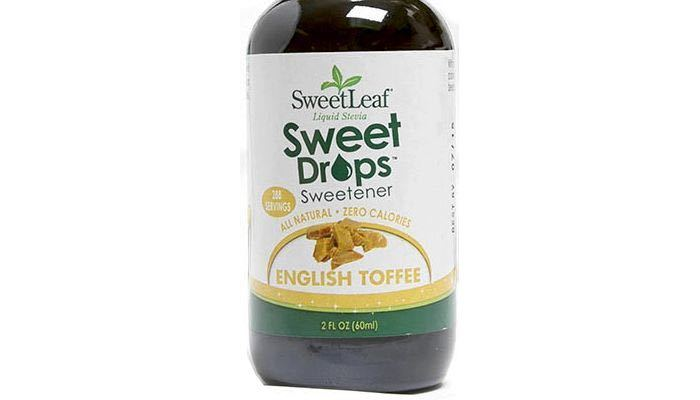 SweetLeaf Sweet Drops English Toffee 2 oz