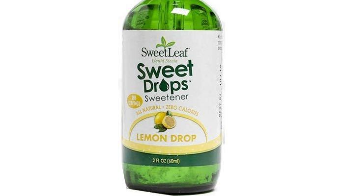 SweetLeaf Sweet Drops Lemon 2 oz