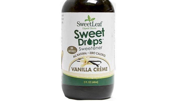 SweetLeaf Sweet Drops Vanilla 2 oz