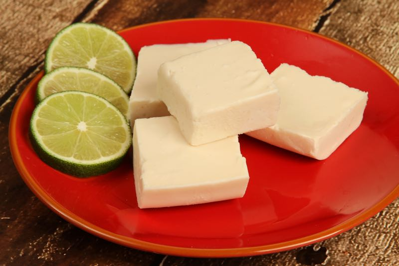 Lime Vanilla Fat Bombs from Fat Fast Cookbook 2