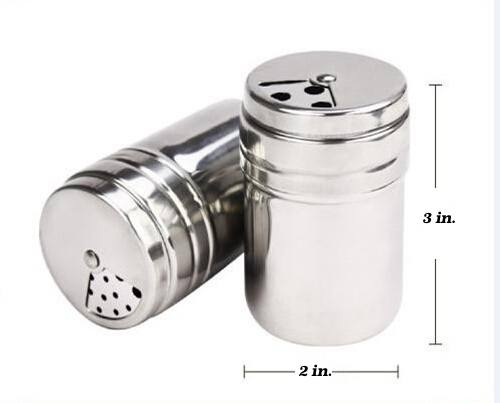 Thick It Up Stainless Steel Shaker